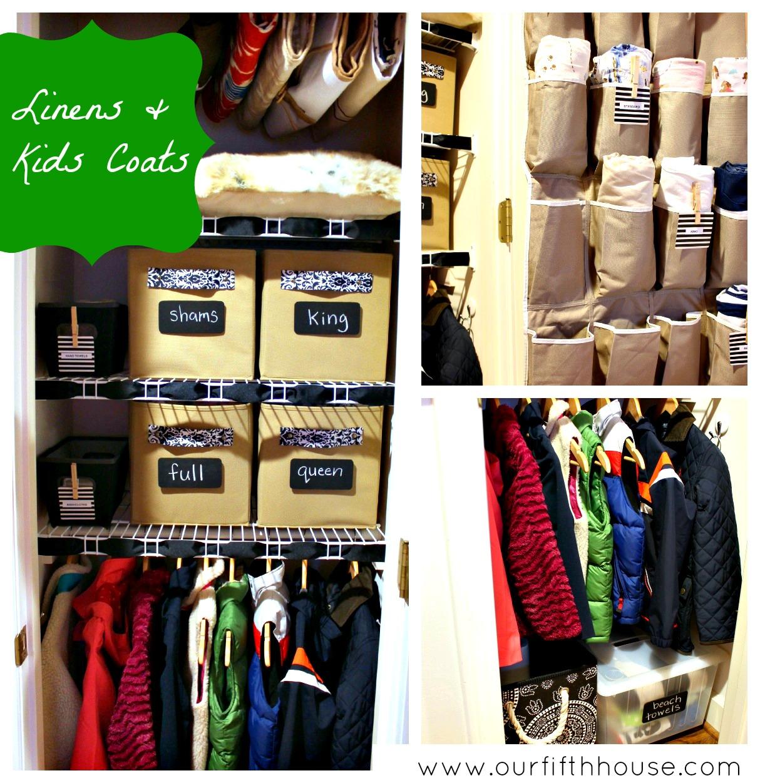 Linen / Coat Closet