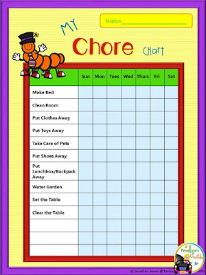 My Chore Chart