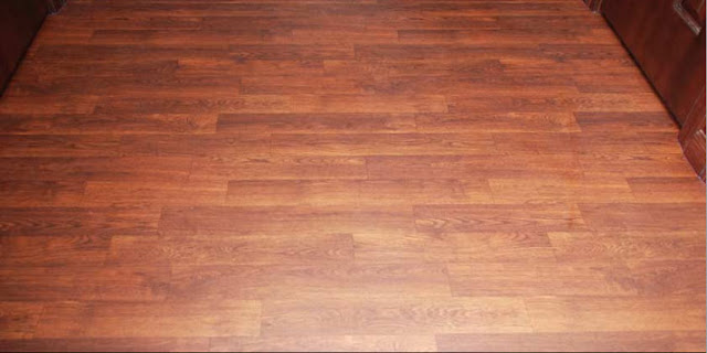 Mahogany Wood Flooring in The Oxford