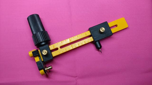 Olfa rotary circle cutter