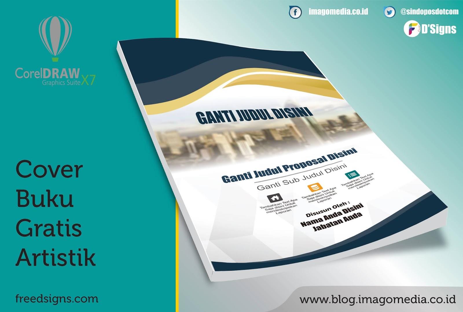 Download_Desain_Cover_Buku_Gratis_Corel_Draw_Artistik