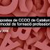 Propostes de CCOO de Catalunya per a un model de Formació Professional Dual