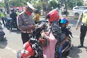 Satlantas Polresta Banda Aceh Gelar Operasi Patuh Seulawah 2020