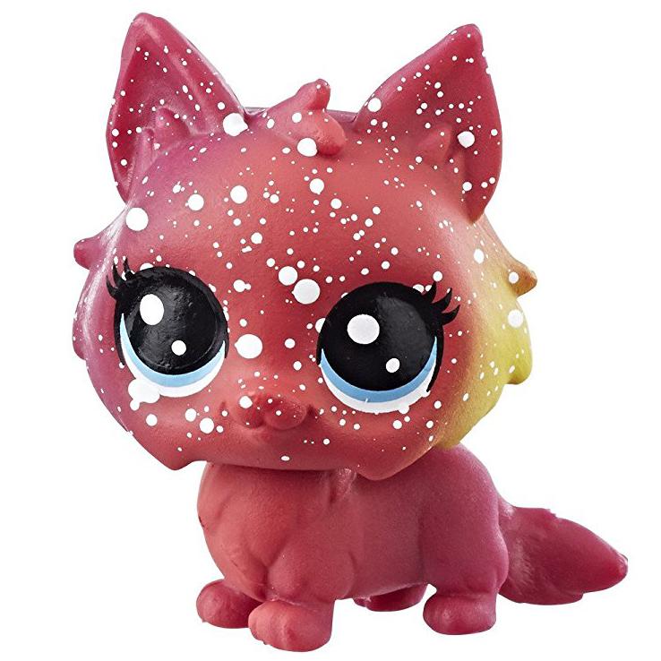 Littlest Pet Shop Series 3 Mini Pack Meteora Siberia 3 5