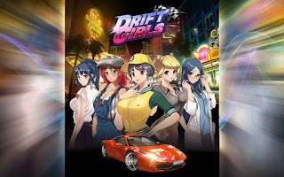 download Drift Girls Mod APK for android