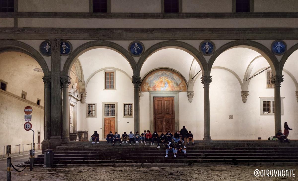 Spedale degli Innocenti Firenze