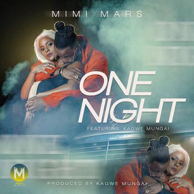 (Audio) Mimi Mars - One Night Ft Kagwe Mungai