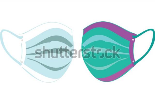 illustration templates mask