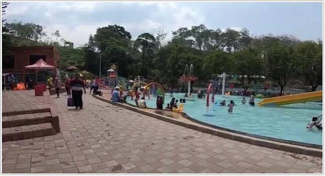 Ubalan Waterpark;Destinasi Wisata Mojokerto