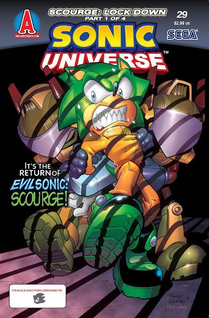 Comic de Sonic Traduccido [Universe] [Archie] - Página 3 01