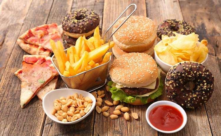 17 Alimentos Que Causam Inflamação