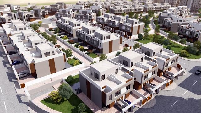 بلو فيرت العاصمة الادارية Bleu Vert New Capital