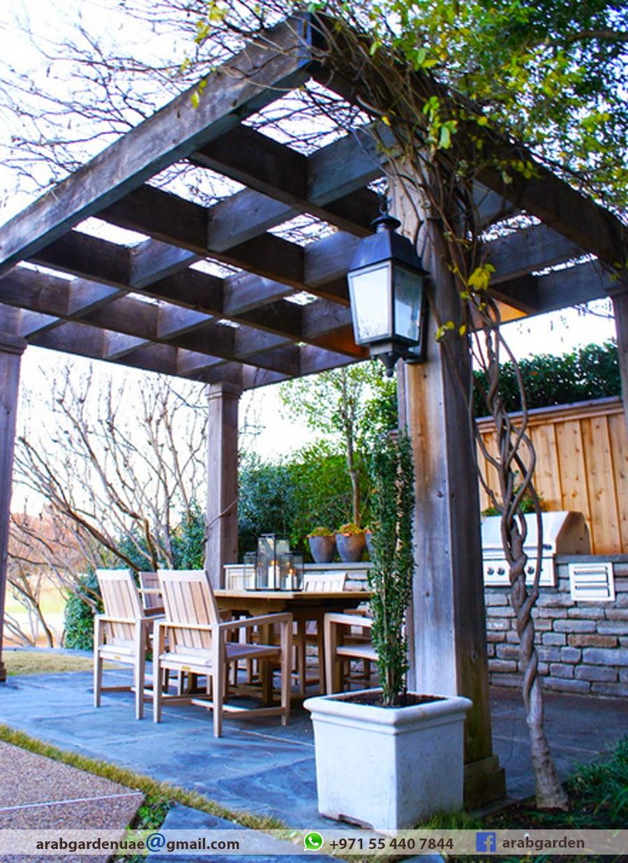 Classic Pergola | Garden Features | Gardening Ads ...
