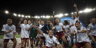 fluminense campeao brasileiro sub-18 feminino 2020