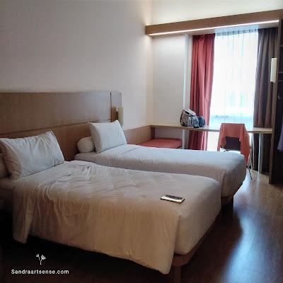 Review hotel ibis Bandung Trans Studio