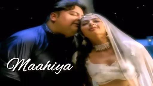 Mahiya Lyrics   Adnan Sami