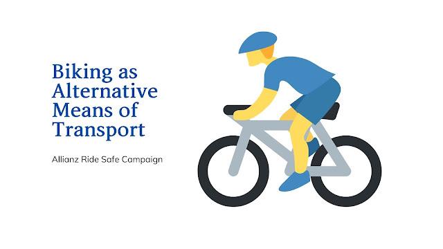 Allianz Ride Safe Campaign
