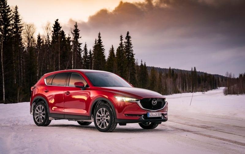 Mazda CX-5 excels in 100,000 km endurance test