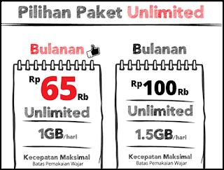 """MediaWeb4U-Smartfren merupakan operator layanan seluler yang menggunakan teknologi Code Division Multiple Access (CDMA) yang kini masih exis di Indonesia, karena dengan harga gadgetnya yang terjangkau dan paket internet nya juga terjangkau dibanding provider lainnya. saya sendiri sudah lama memakai smartfren karena alasan yang tadi seba terjangkau dan sinyal anti lelet, sesuai dengan iklannya """"I hate slowly"""", Hehe. Baiklah setelah ngeshare tentang """"Smartfren Andromak B SE"""", kali ini akan mediaweb4u akan ngeshare """"Cara Daftar Paket Data/ Internet Unlimited Smartfren Rp. 65.000 Perbulan"""", bayangkan saja, paket internet 65.000 perbulan cukup murah meriah kan? jika kita hitung perharinya hanya Rp. 21666, kita saja 65.000 : 30, yakan? kita bisa berselancar 24 jam, kita dapat menikmati youtube, searching, facebookan, download, dll. Super 4G Unlimited merupakan paket internet tanpa batas selama 24 jam dengan pagu pemakaian (FUP) 1 GB per hari. Paket ini dihadirkan dalam bentuk kartu perdana bagi pengguna baru, serta voucher data fisik yang otomatis tersetel menjadi kuota unlimited. Lalu apa itu Fair Usage Policy (FUP )? Pengertian FUP Smartfren, jadi ketika batas kuota habis, kecepatan diturunkan sampai 128kbps dan akan Normal kembali setelah jam 00:00.        Baiklah, Cara beli/ daftar paket Smartfren unlimited Rp. 65.000 dapat mengunakan aplikasi MySmarfren, atau mengunakan layanan  SMS*123#    1. Cara beli/ daftar paket Smartfren unlimited Rp. 65.000 melalui aplikasi mysmartfren ;  -Pastikan sobat sudah mengunduh aplikasi mysamrtfren-nya  -Selanjutnya silahkan buka aplikasi mysamrtfren-nya  -Lalu sobat klik purcase bagian bawah yang ada gambar keranjang belanjanya  setelah masuk di halaman """"buy package"""" sobat pilih internet yang ada gambar orang yang sedang selfie.  stelah Sobat mengklik intenet, lalu klik super 4G unlimited lalu pilih lagi super 4G unlimited bulanan 65rb.     2. Cara beli/ daftar paket Smartfren unlimited Rp. 65.000 melalui layanan *123#  Sobat ketik, """