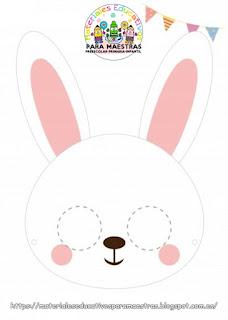 mascaras-animales-niños