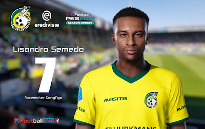 PES 2021 Faces Lisandro Semedo by CongNgo