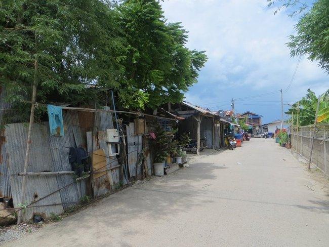 бедный район Самуи