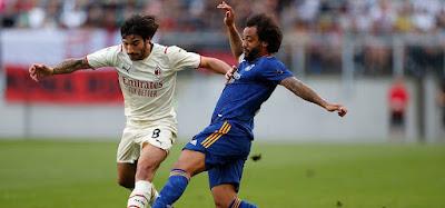 ملخص مباراة ريال مدريد وميلان (0-0) الودية