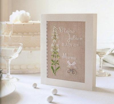 raccolta schemi puntocroce matrimonio di primavera-sampler-cuore batticuore- menu ricamati-inviti-portafedi e tutto per la sposa