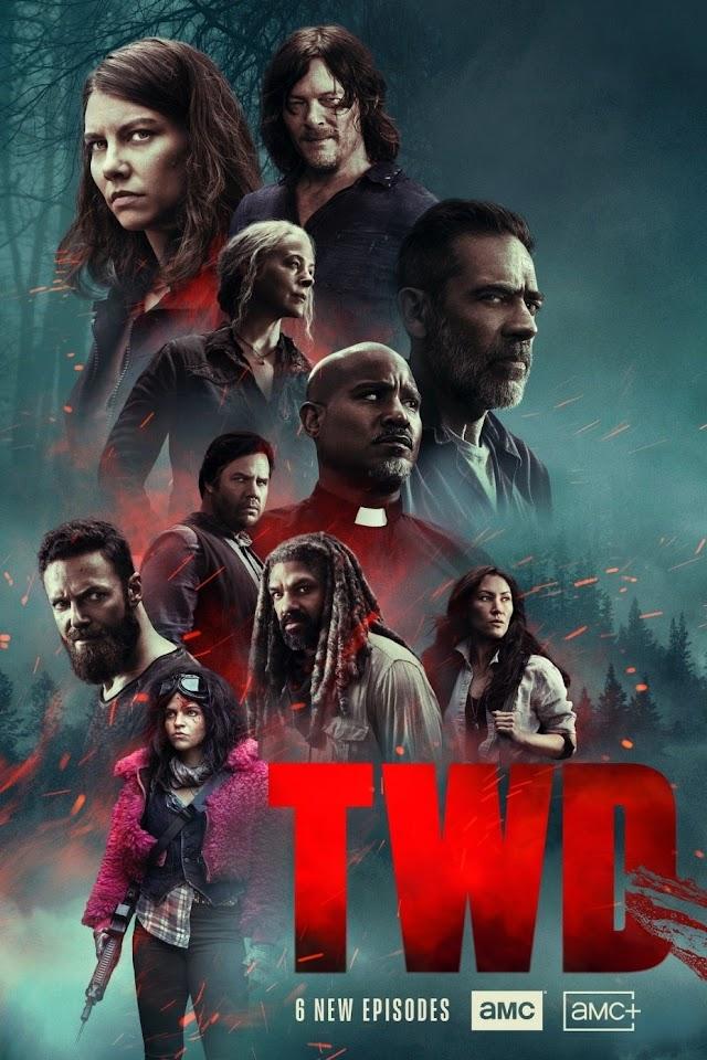 The Walking Dead - temporada extendida
