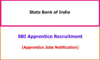 SBI Apprentice Recruitment Notification