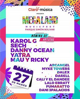 CARTEL Festival MEGALAND 2020