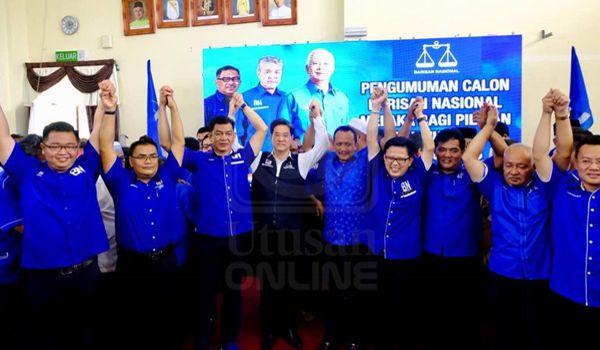 PRU14: Senarai Calon Barisan Nasional Negeri Melaka