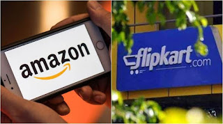 Amazon and Flipkart will be able to start delivering non-essential goods to Green and Orange zones starting May 4.