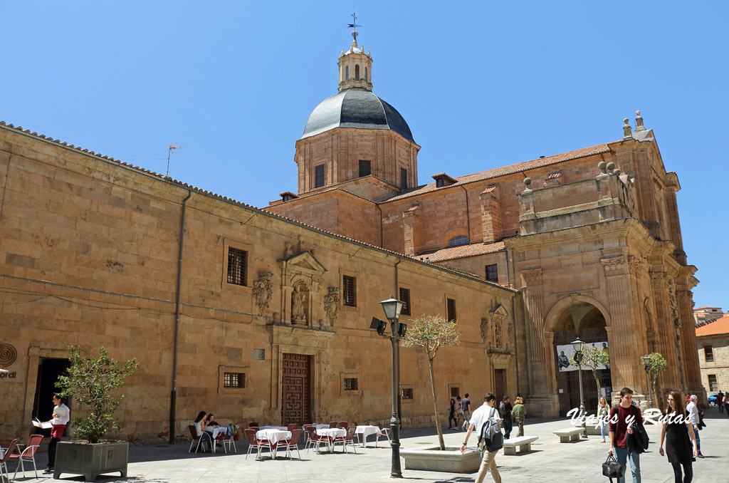 Iglesia de la Purísima de Salamanca