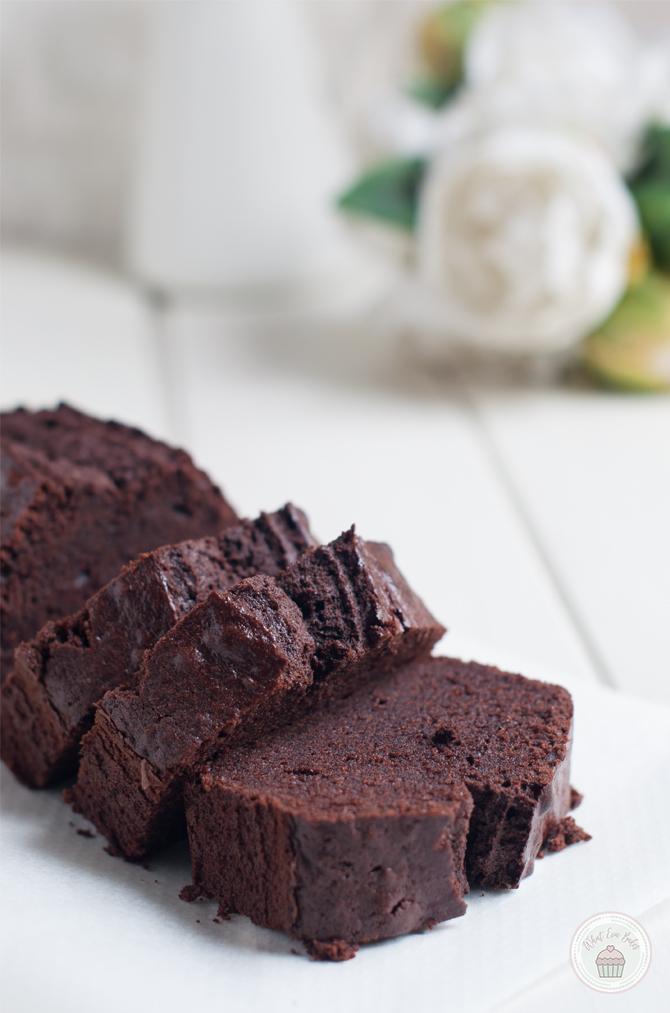 El mejor bizcocho de chocolate del mundo