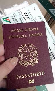 Passaporte Italiano Cidadania Mudar para a Itália Morar Brasileiros no Exterior