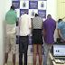 Quadrilha é presa dentro de banco em Salvador tentando empréstimo com documentos falsos
