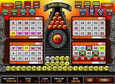 Cara Bermain Bingo dan Cara Menangkan