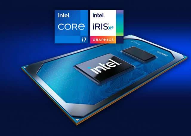 Intel The Iris Xe MAX