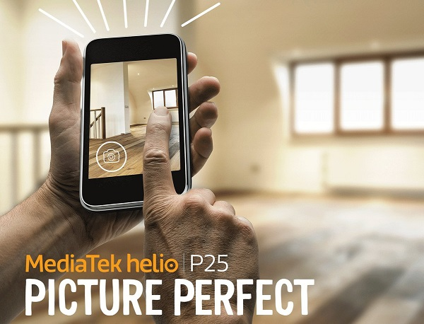 MediaTek debuts Helio P25 processor for dual-camera smartphones