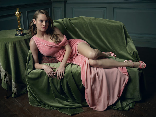 Brie Larson's Gorgeous Legs
