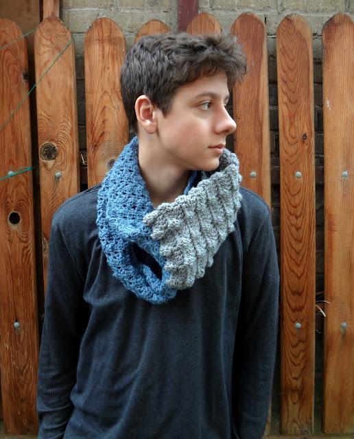 Jacob's Scarf – crochet pattern release