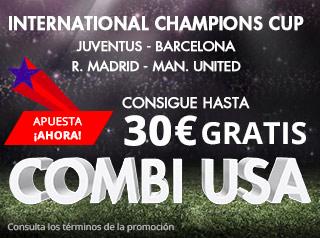 suertia promocion combinada Barcelona y Madrid pretemporada 23 julio