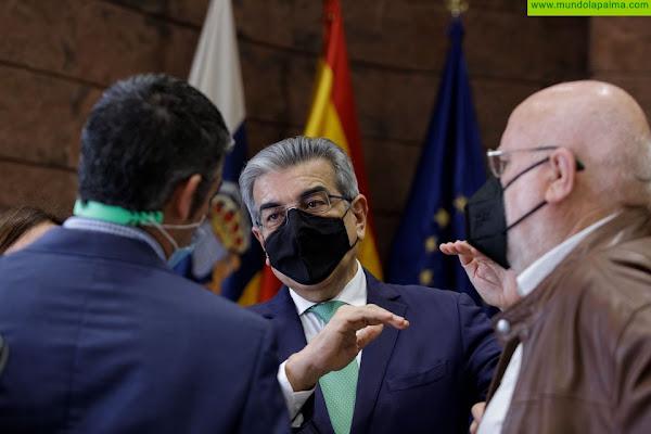 Los presupuestos para Canarias inician su tramitación parlamentaria