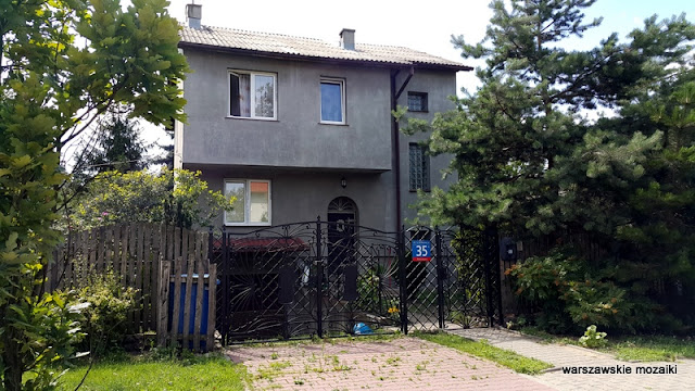 Warszawa Pelcowizna kolonia Warsaw modernizm Praga Północ osiedle
