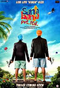 Santa Banta (2016) 700MB Movie Download DVDScr