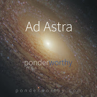 CD Baby MP3/AAC Download - Ad Astra by Ponderworthy - stream album free on top digital music platforms online | The Indie Music Board by Skunk Radio Live (SRL Networks London Music PR) - Wednesday, 12 June, 2019