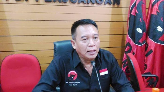 Saran Politikus PDIP: FPI jadi Parpol, Habib Rizieq sebagai Capres