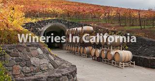 Wineries In California