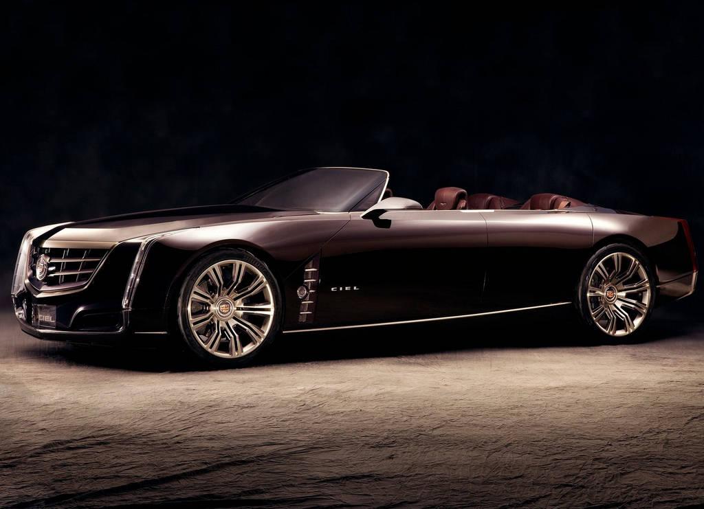 Cadillac Ciel Concept Car Wallpapers 2011